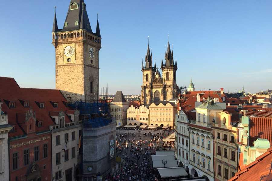 PRAGUE 2018 – NO 7